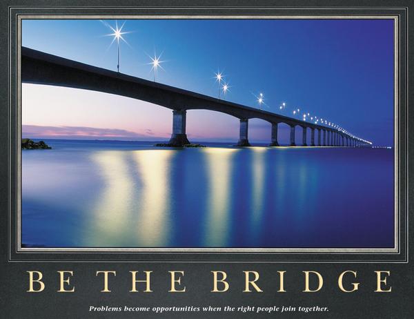 Be_the_bridge
