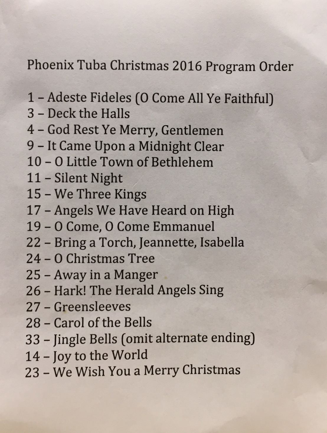 phoenix_tuba_christmas_2016_playlist