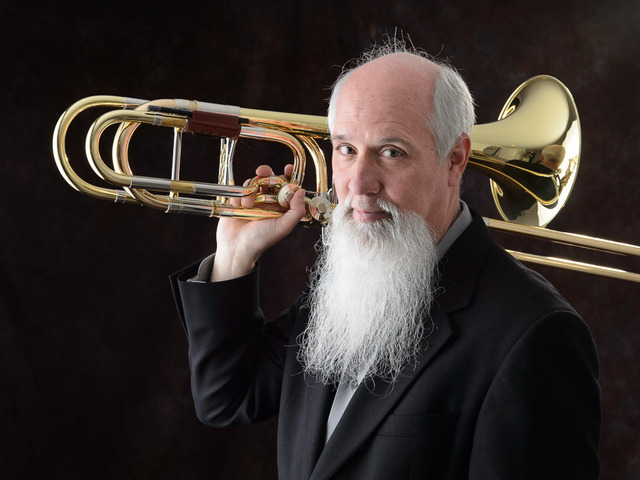 Announcement: a bass trombone concerto withorchestra