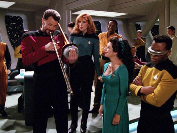 The trombone in popularculture