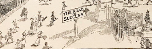 The road tosuccess