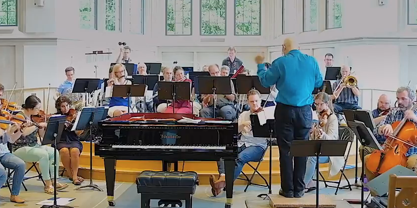 When classical music meets faith