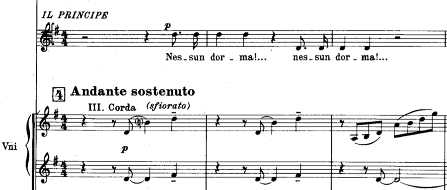 """""""It is the hope of man translated into a piece ofmusic."""""""