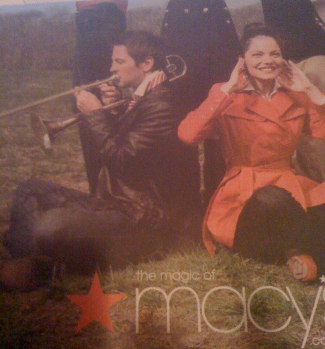 trombone macy's