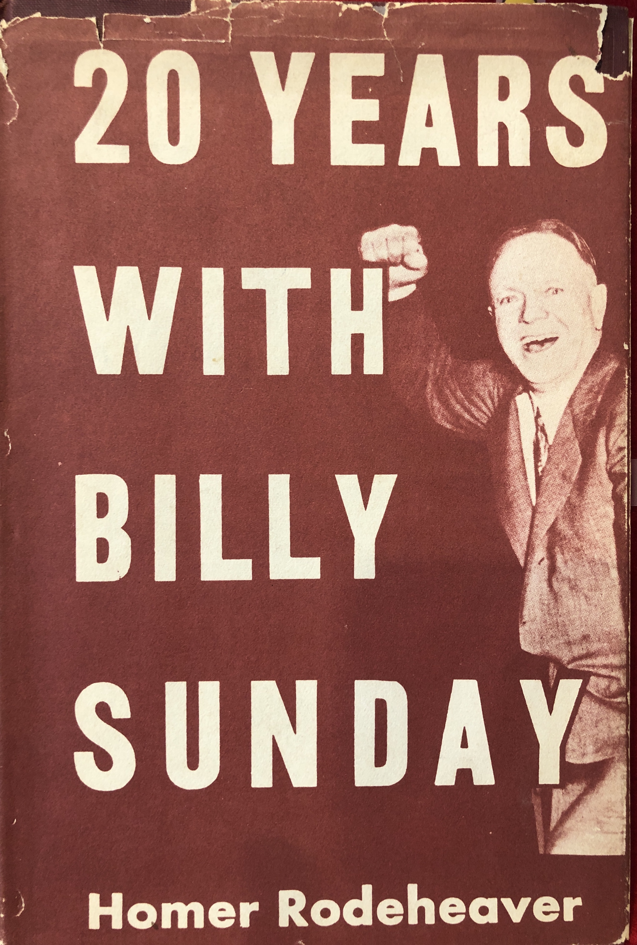 rodeheaver_20_years_billy_sunday_cover