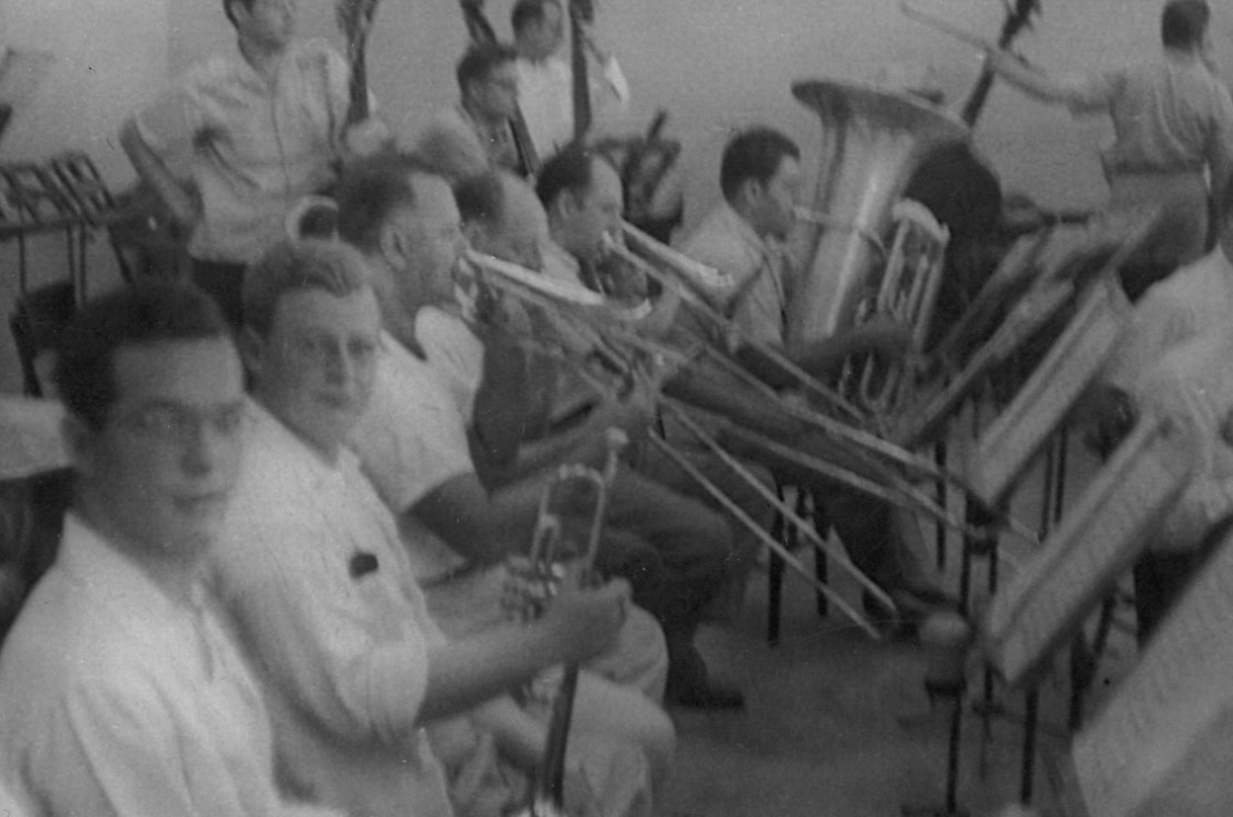 CSO_brass_players_Ravinia_c1960