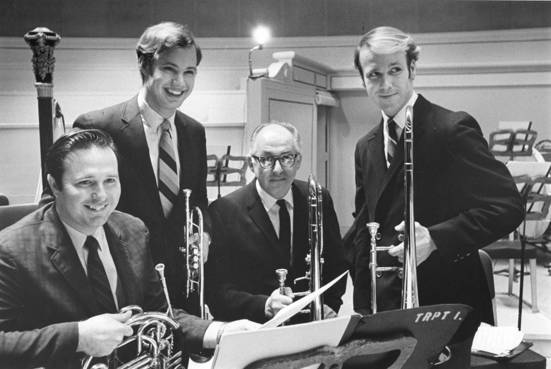 CSO_Brass_Quartet_c1970
