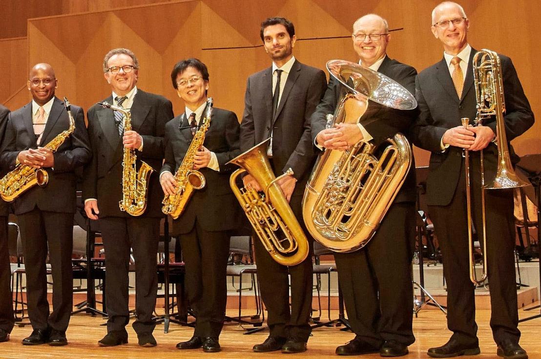Inspired in Japan – the 25th Hamamatsu International Wind Instrument Academy andFestival