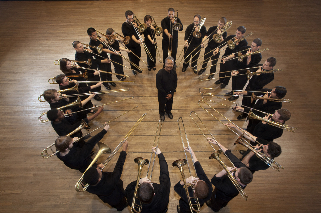 From Texas to Japan – help the Univ. of Texas Trombone Choir get there in 2020