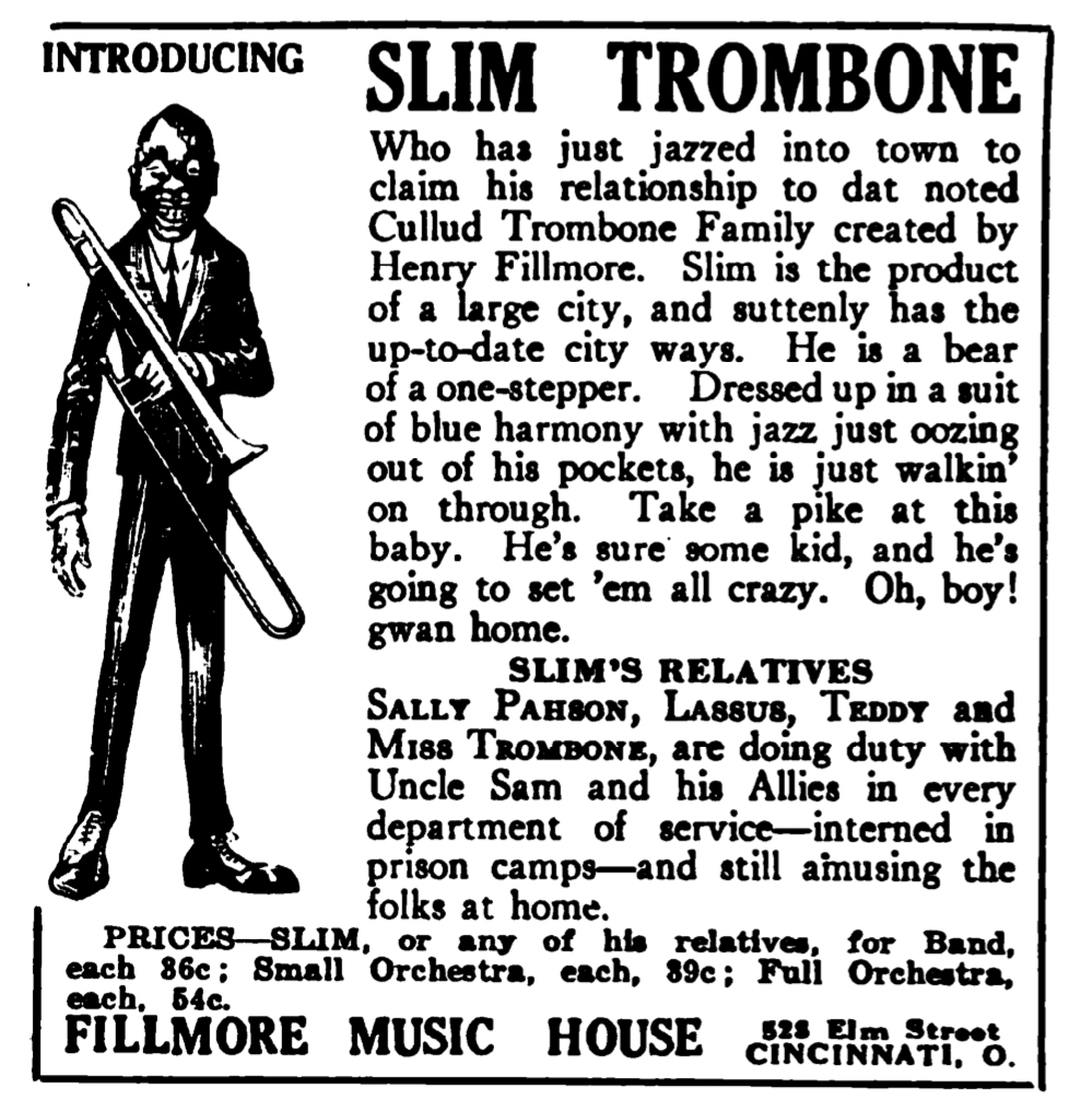Fillmore_Trombone_Family_ad_1919.2