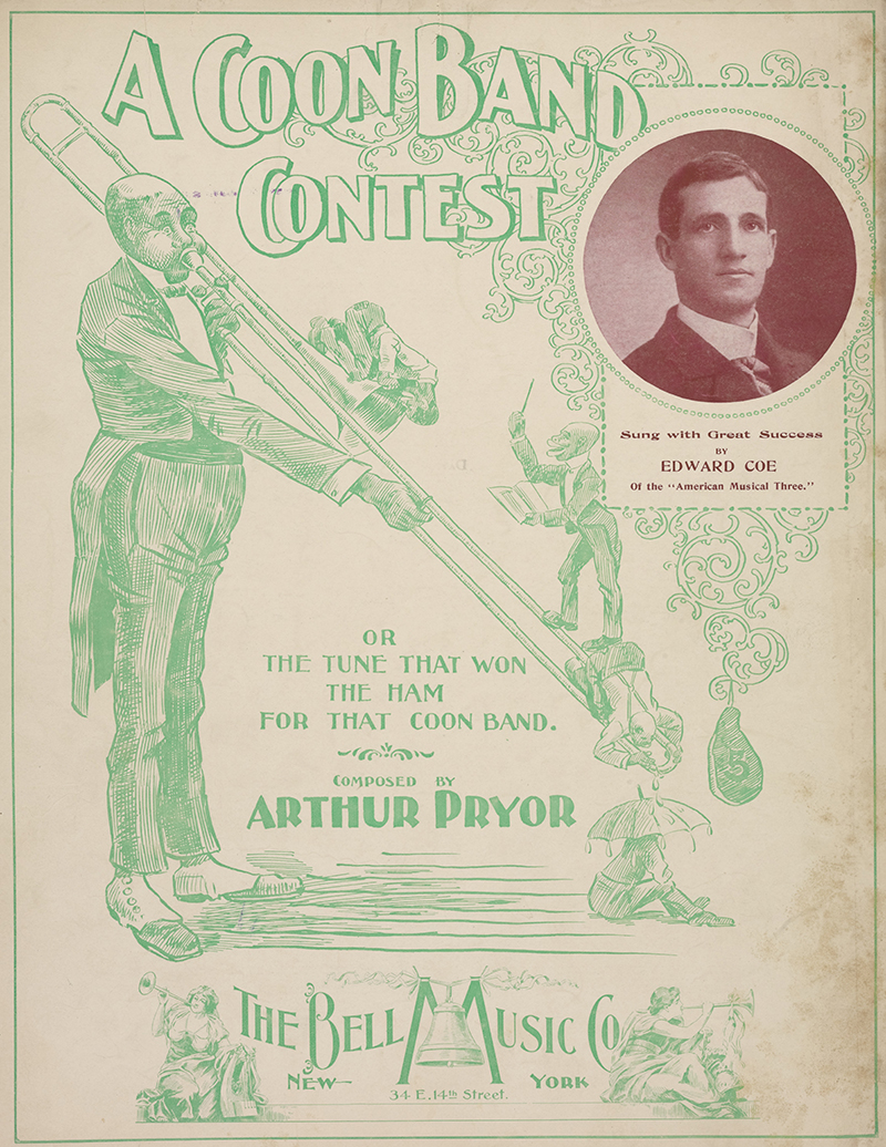 Pryor_A_Coon_Band_Contest_cover_sm