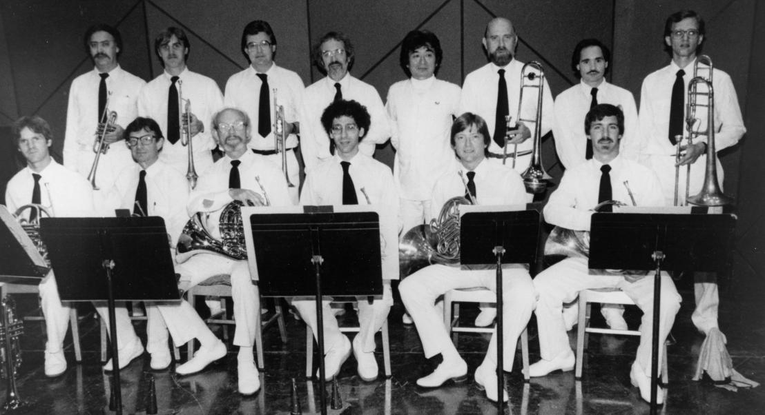 Boston_Symphony_brass_section_1988