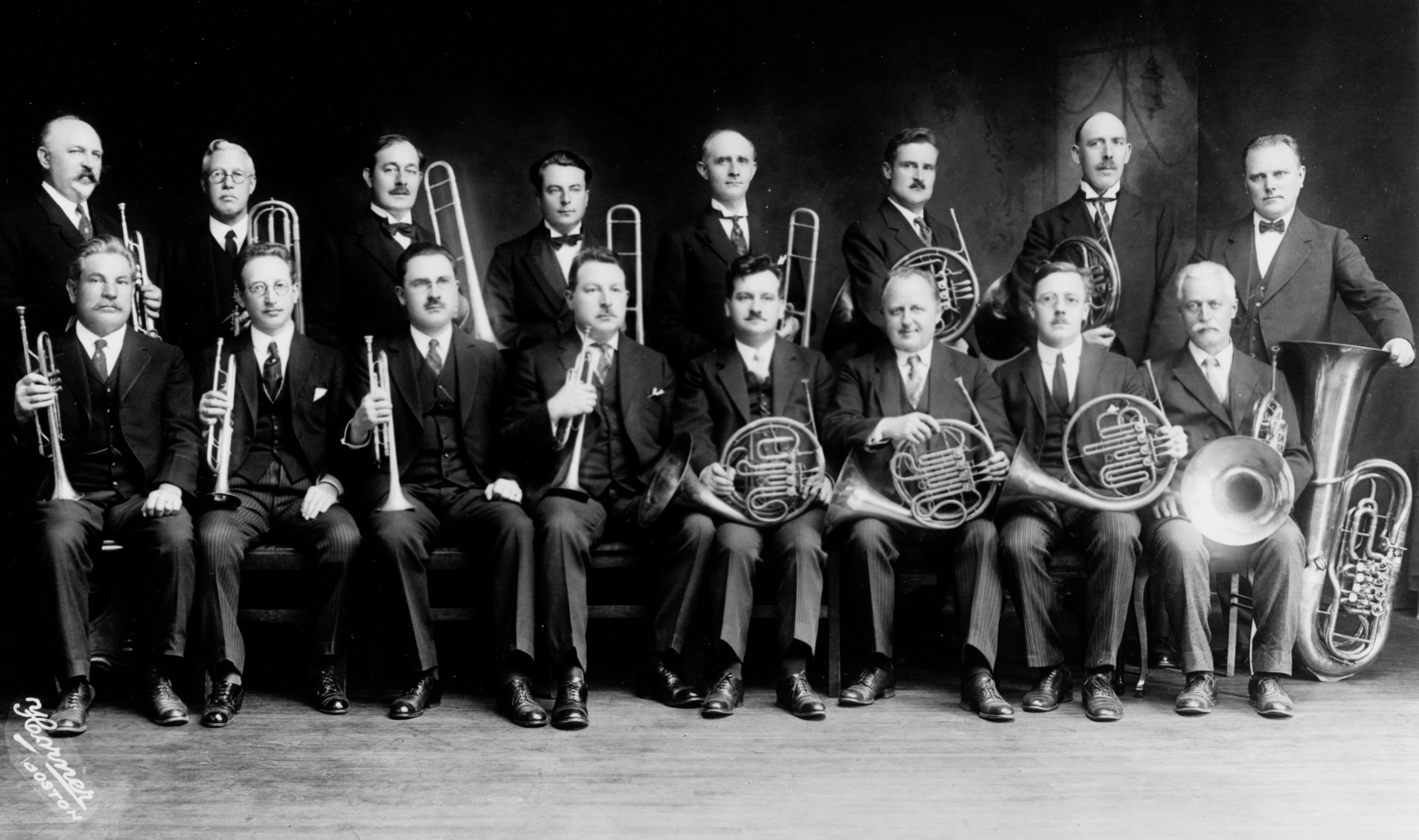 Boston_Symphony_brass_section_Rochut_1925