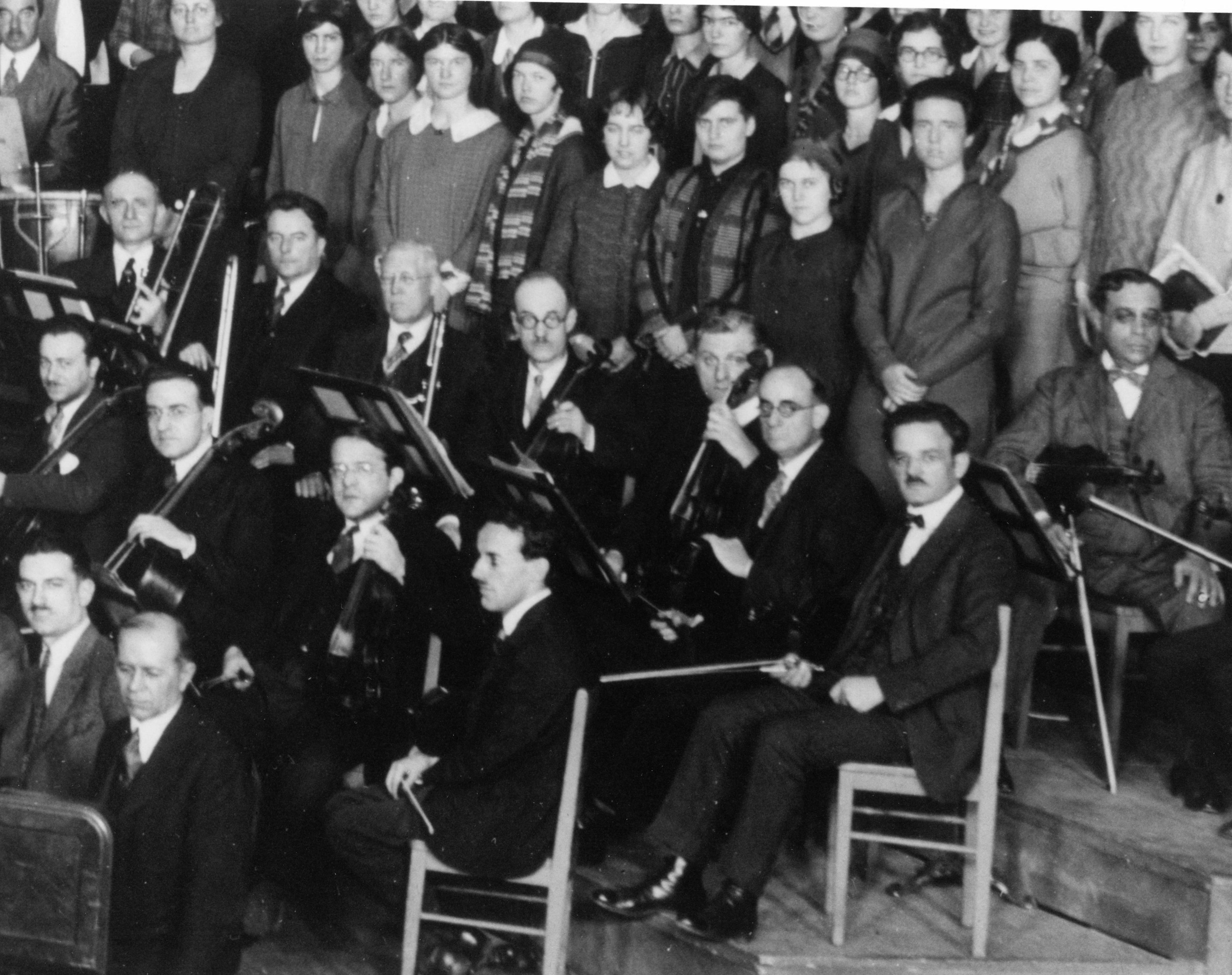 BSO_1927_Beethoven_9_Rochut
