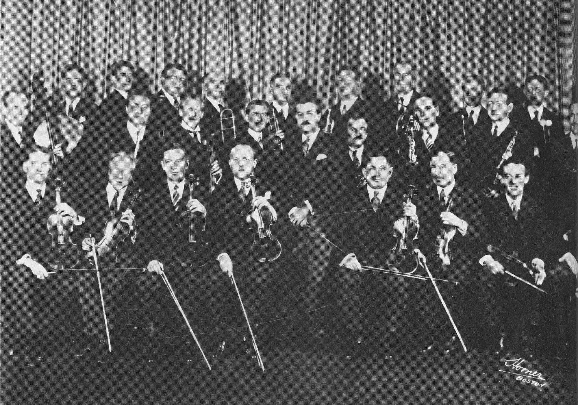 Fiedler_Sinfonietta_Rochut_1929