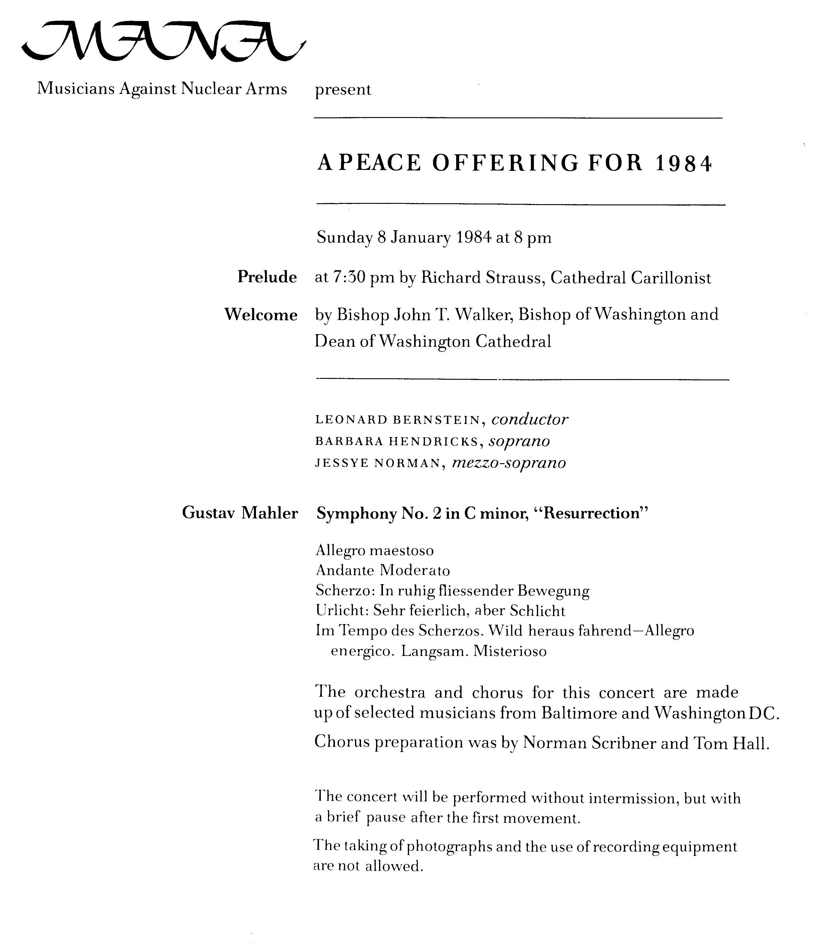 Bernstein_MANA_concert_CD_1984_program