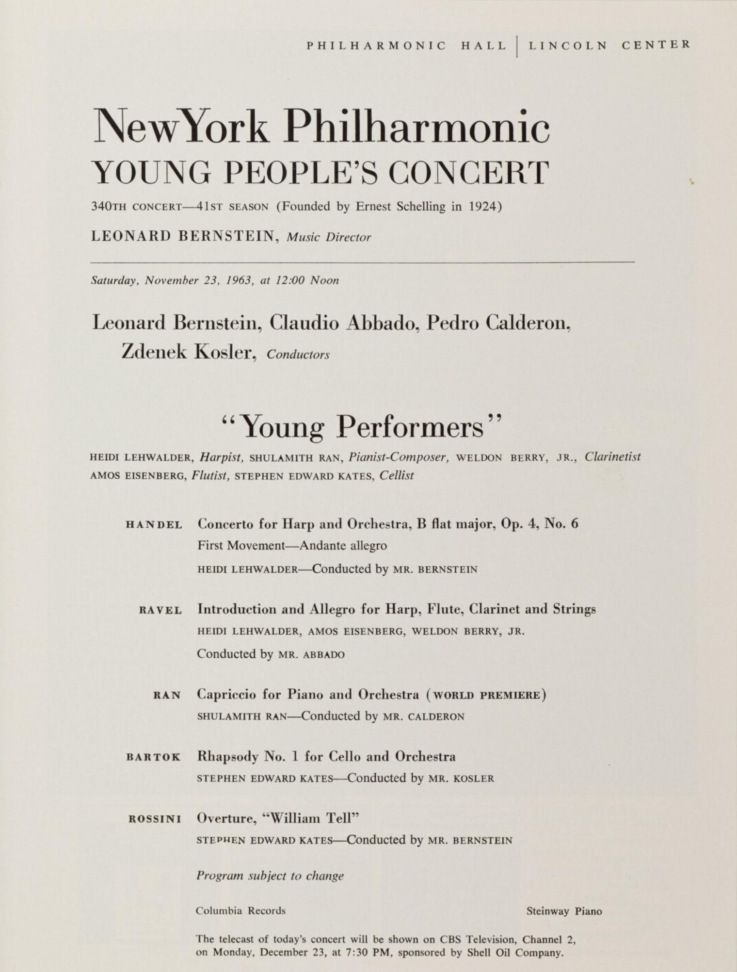 Bernstein_NY_Phil_William_Tell_1963