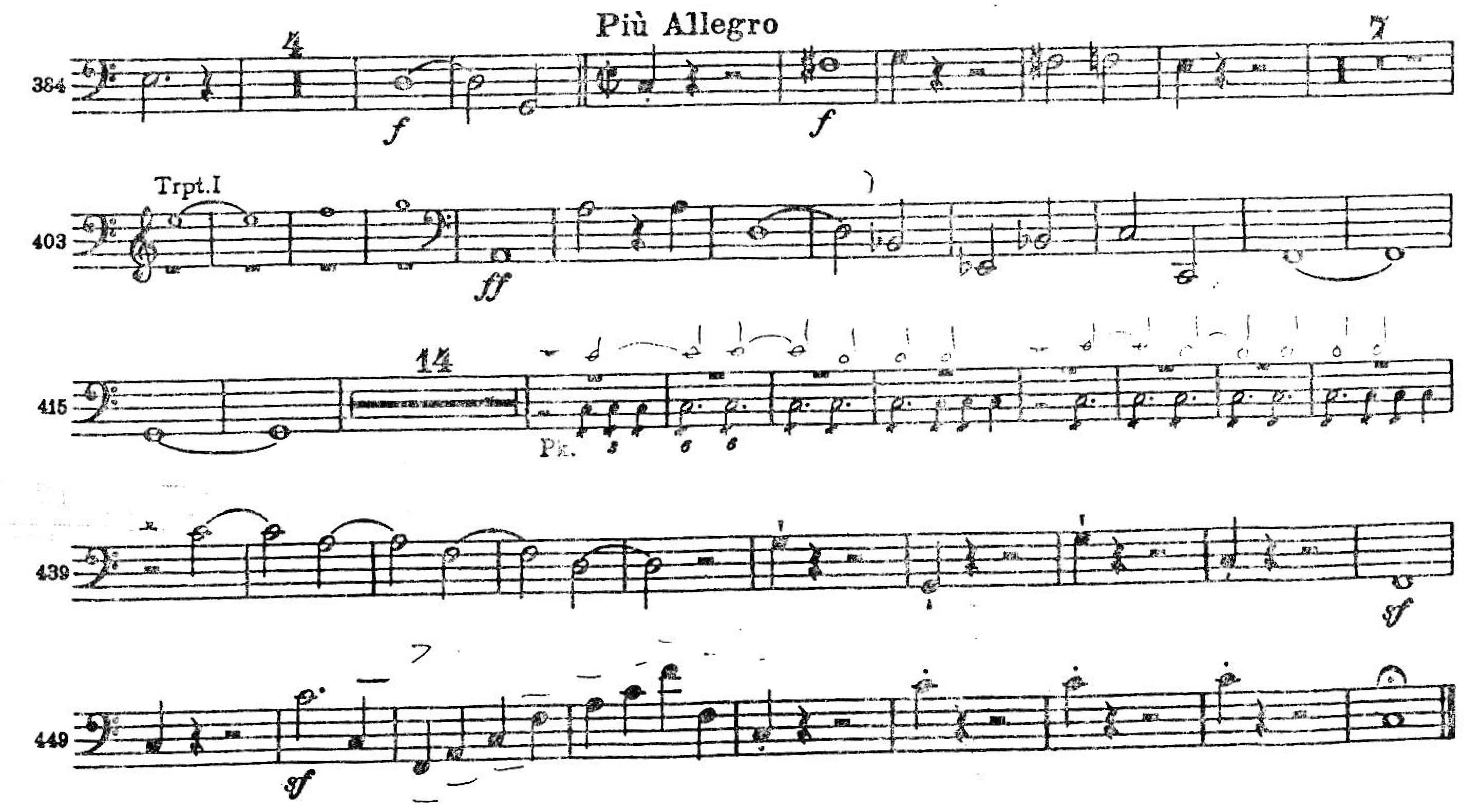 Brahms - Sym 1- coda
