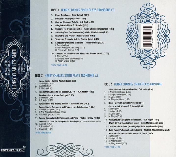 Henry_Charles_Smith_Potenza_track_list